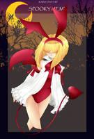 Luna's Spooky Halloween by blackfairy123