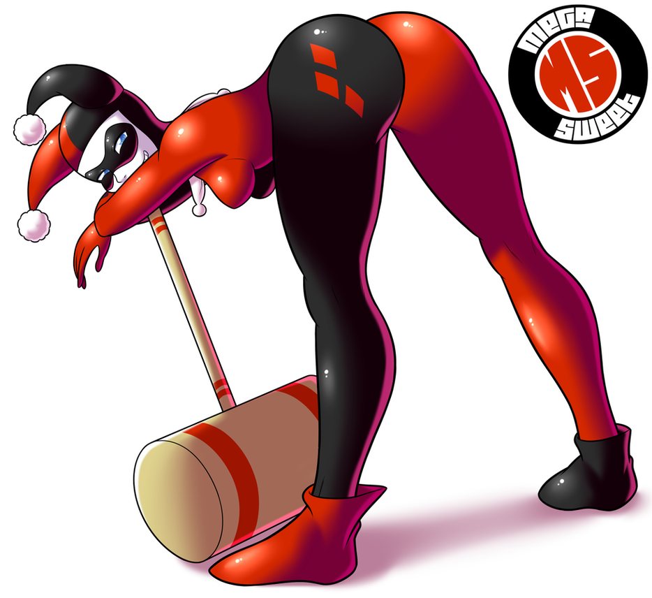 Harley Butt by MegaSweet
