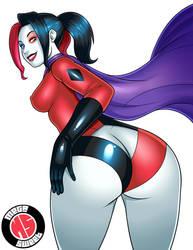 Power Harley by MegaSweet