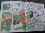 Ahk Gestures 5 by NekoLynArt