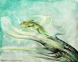 Spirit World Travels by NekoLynArt