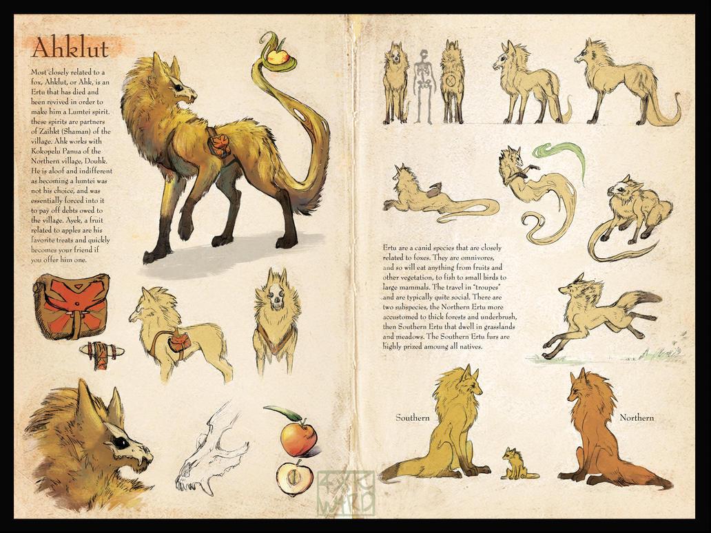 Naor - Ahklut Character Sheet by Ahkward