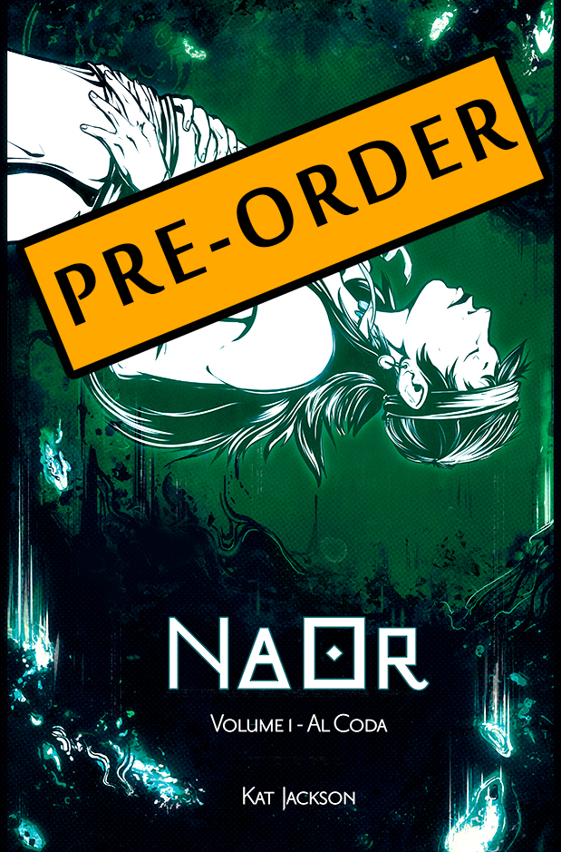 Naor Prologue:  Pre-Orders! by Ahkward