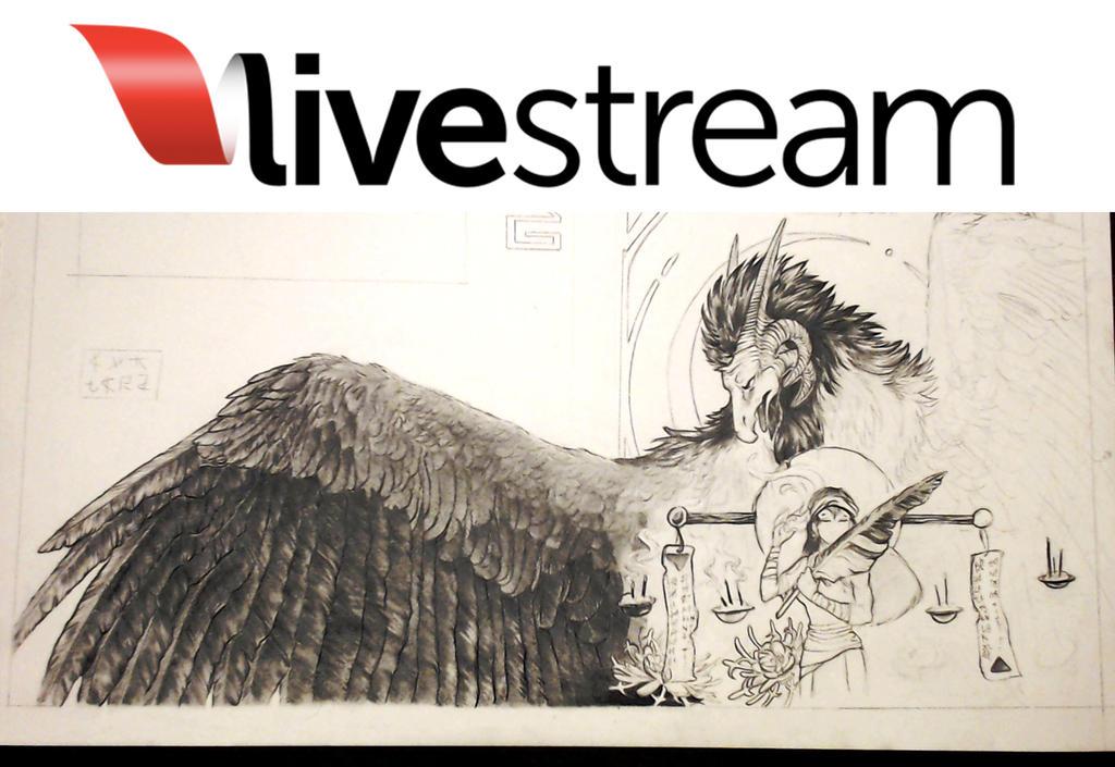 Traditional Livestream - Offline by Ahkward