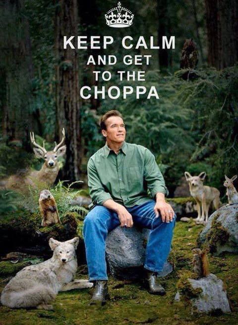 Choppa by Ahkward