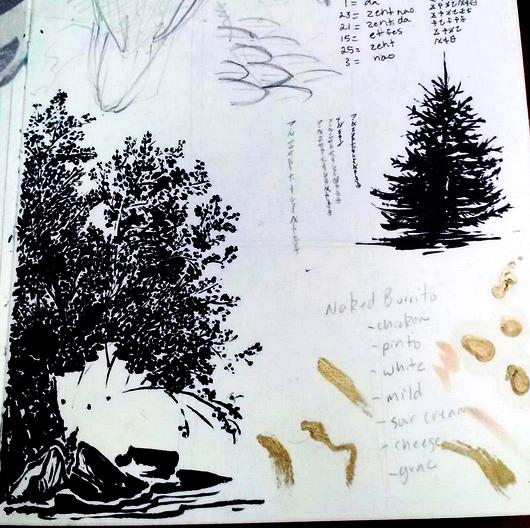 IG - Trees by Ahkward