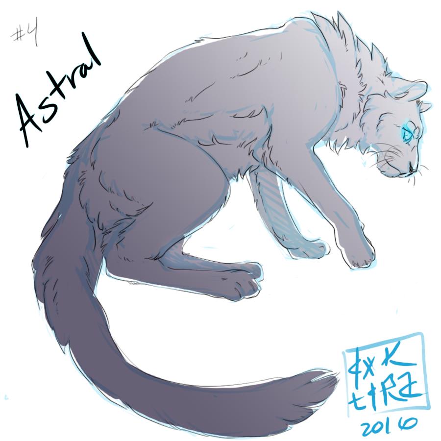 Astral by Ahkward
