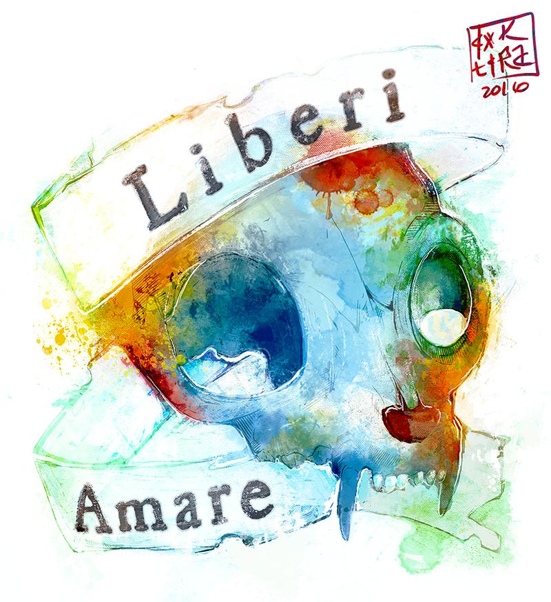 Liberi Amare by Ahkward