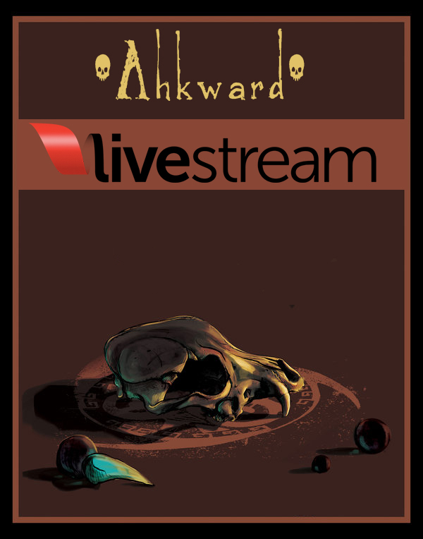 Streaming - OFFLINE by Ahkward