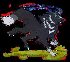 Beast by NekoLynArt