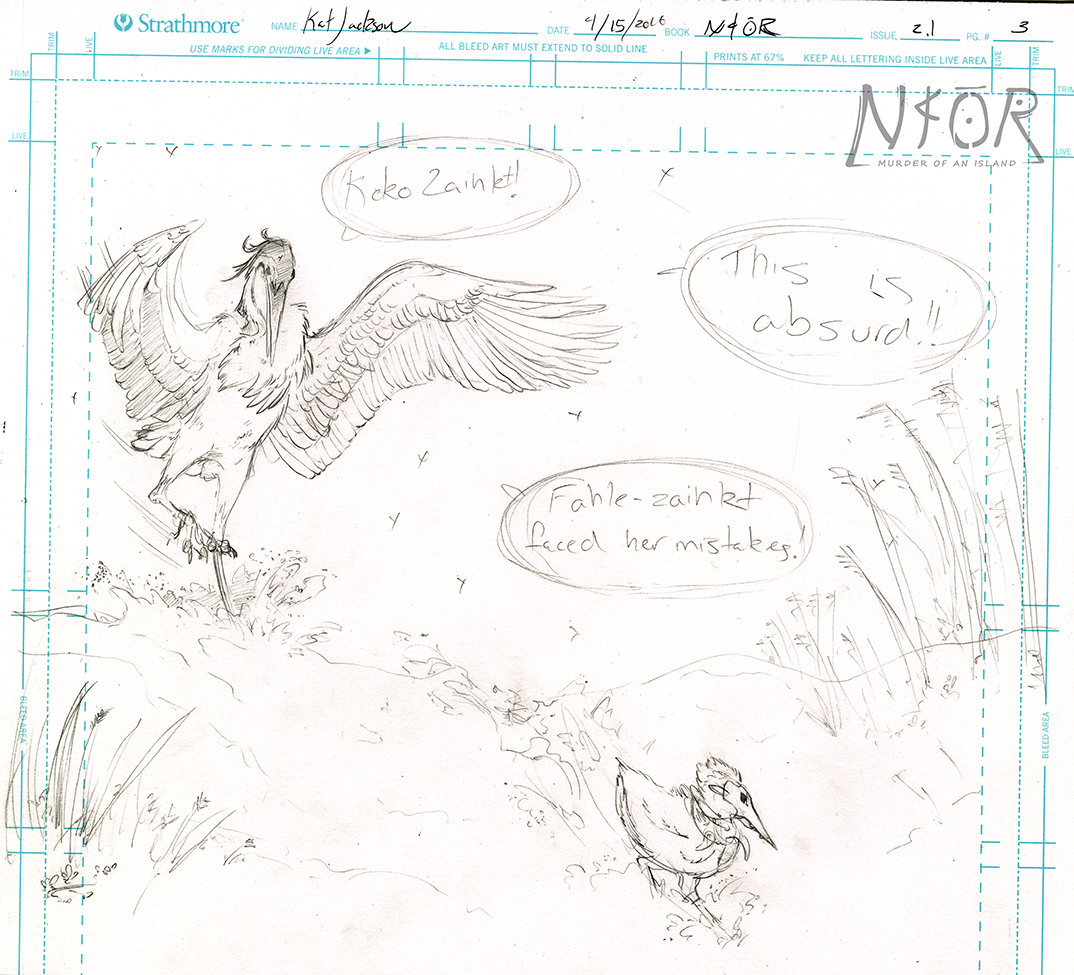 Pencils - Naor Preview by Ahkward
