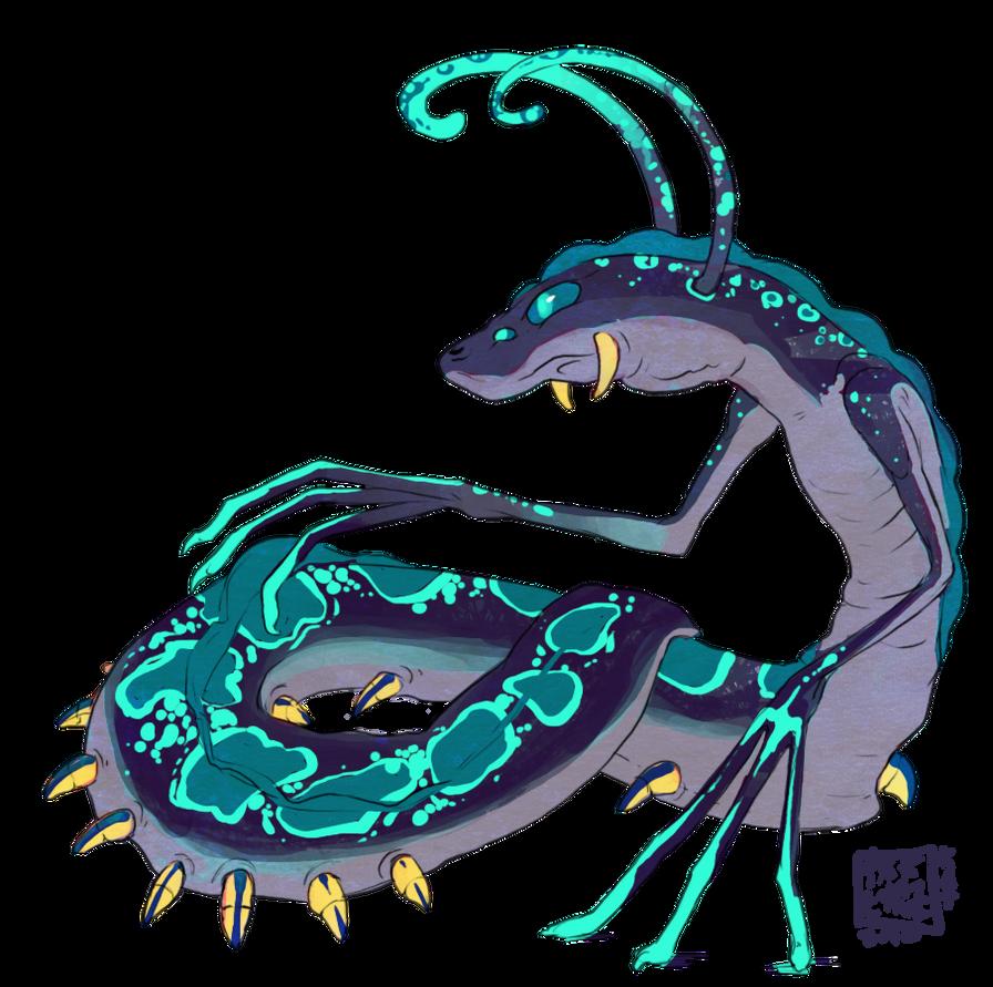 Spotted Blue Vyllus by Ahkward