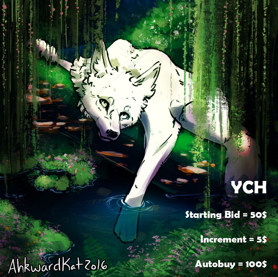 YCH Auction - CLOSED by Ahkward