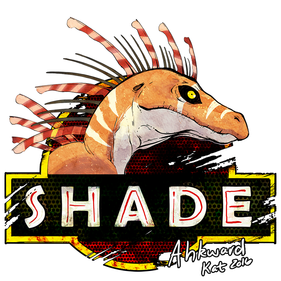 Shade + shirt by Ahkward