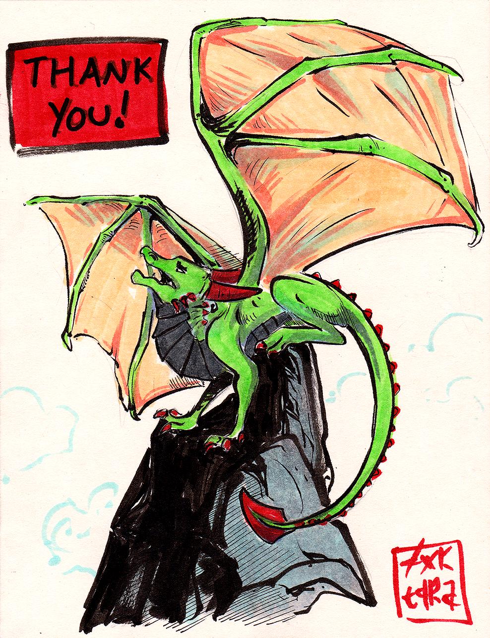 Vengeful Sketch by Ahkward