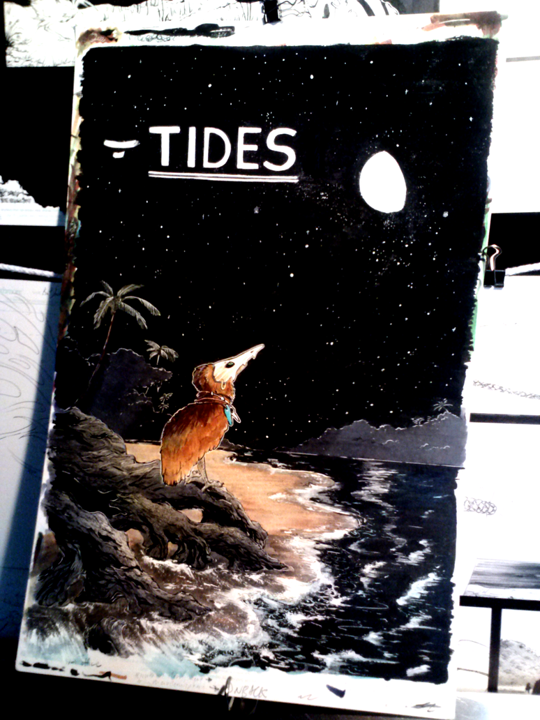 Tides Cover by Ahkward