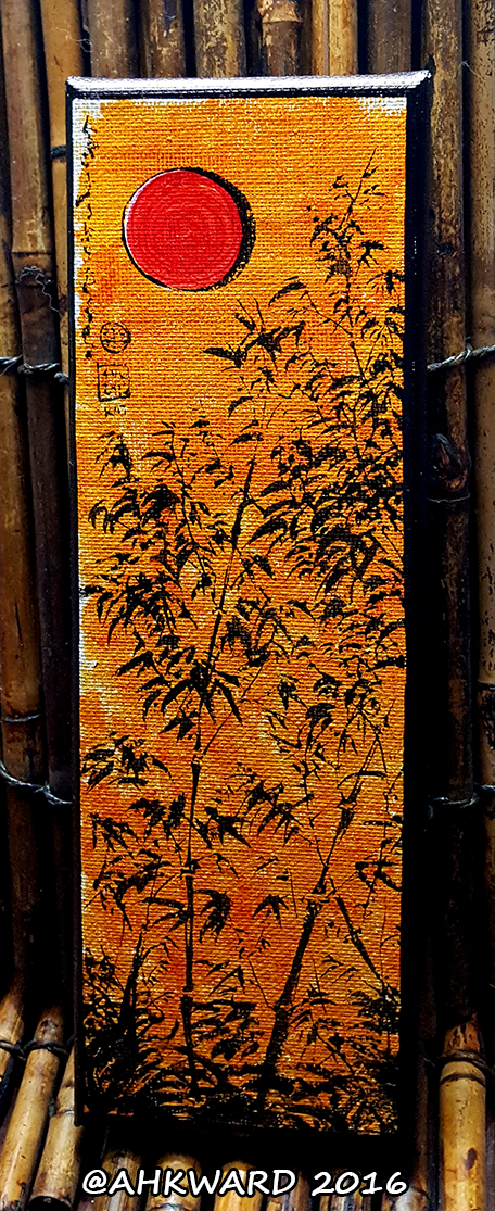 Evening Bamboo - For Sale by Ahkward