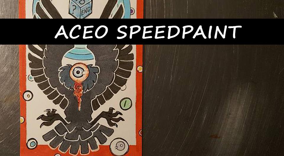 Morrokei 1/2 - Speedpaint + VO by Ahkward