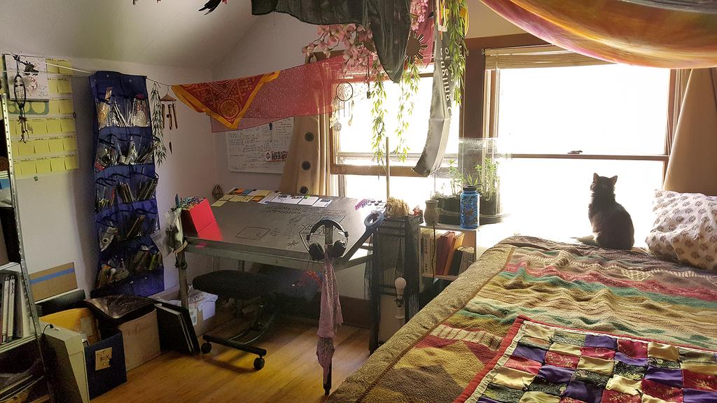 Studio Room by Ahkward
