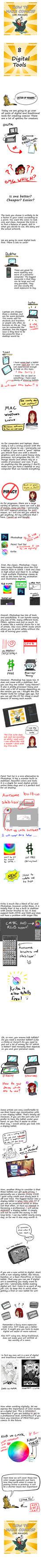 HTMC 8 - Digital Tools by Ahkward