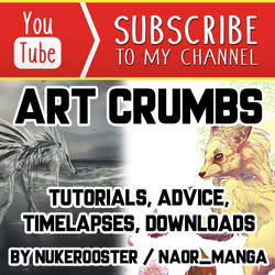 Youtube Channel - Subscribe now! by NekoLynArt