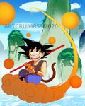 WIP Son Goku