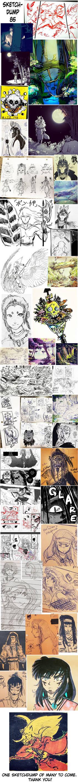 85th Sketchdump