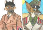 Der Fuhrer und Der Wustenfuchs