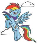 MLP:FIM: Rainbow Dash