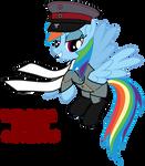 Rainbow Dash DER ROTE BARON