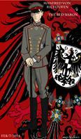Manfred von Richthofen AKA The Red Baron