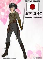 Nayuko Yamashita by ImperialAce