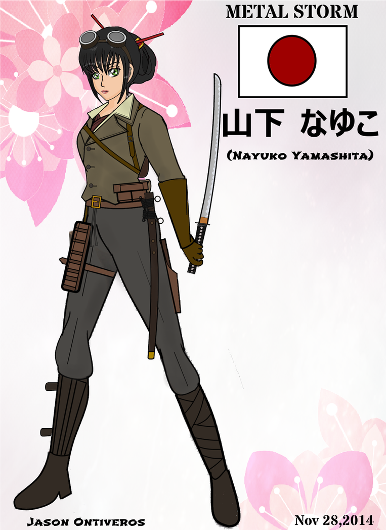 Nayuko Yamashita by fORCEMATION