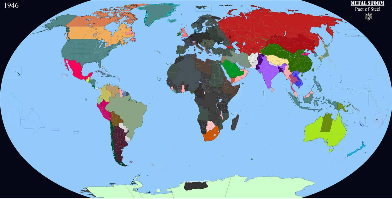 Friedenszeiten 1946 bis 2017 | Krieg und Frieden