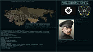 MS: The Dark Tsar: Russian Directorate