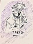 Fan Art Kakashi