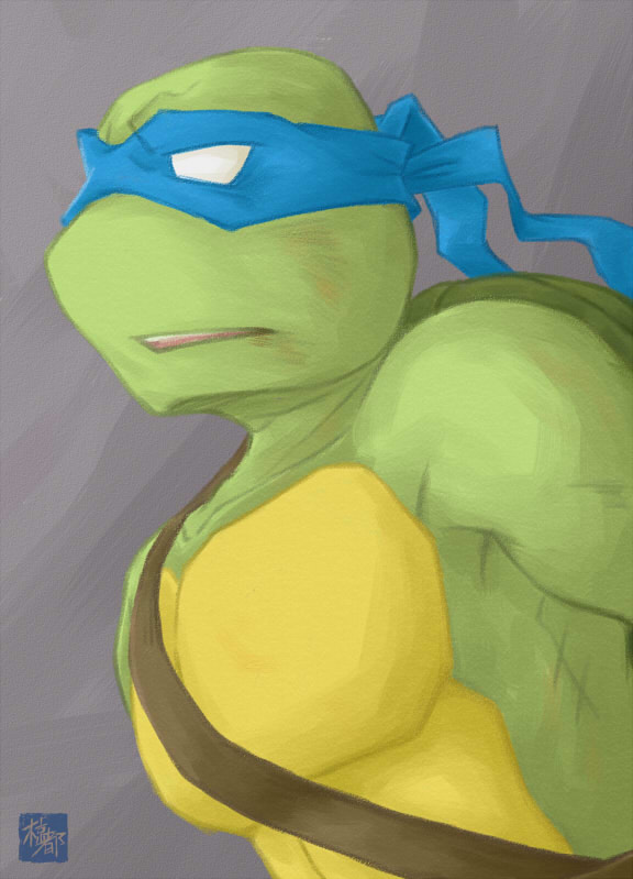 Leonardo 6 by mukuto
