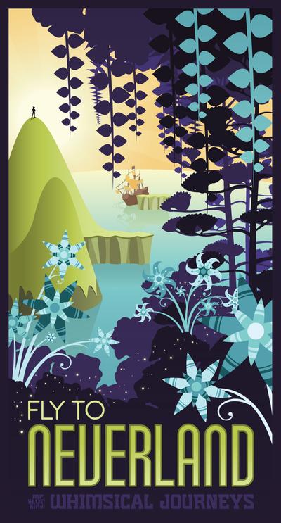 Neverland by Mr-Bluebird