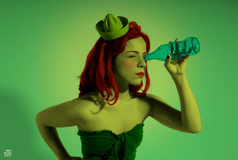 Green by Mr-Bluebird
