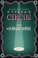 P.T.Flea's Circus by Mr-Bluebird