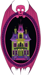 Phantom Manor by Mr-Bluebird