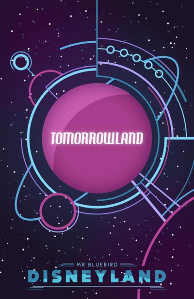 Tomorrowland by Mr-Bluebird