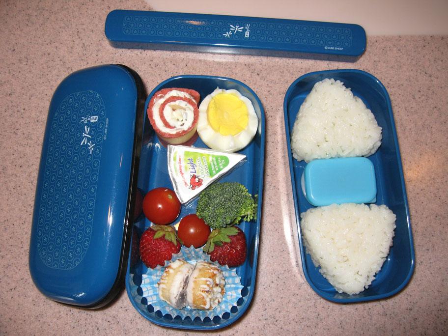 Breakfast Bento by bentocute