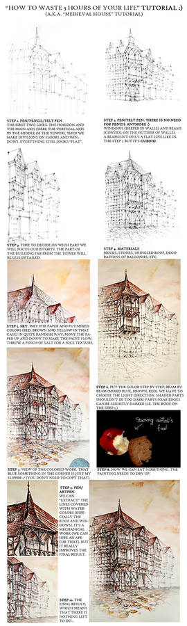 Medieval House Tutorial