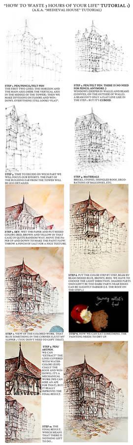 Medieval House Tutorial