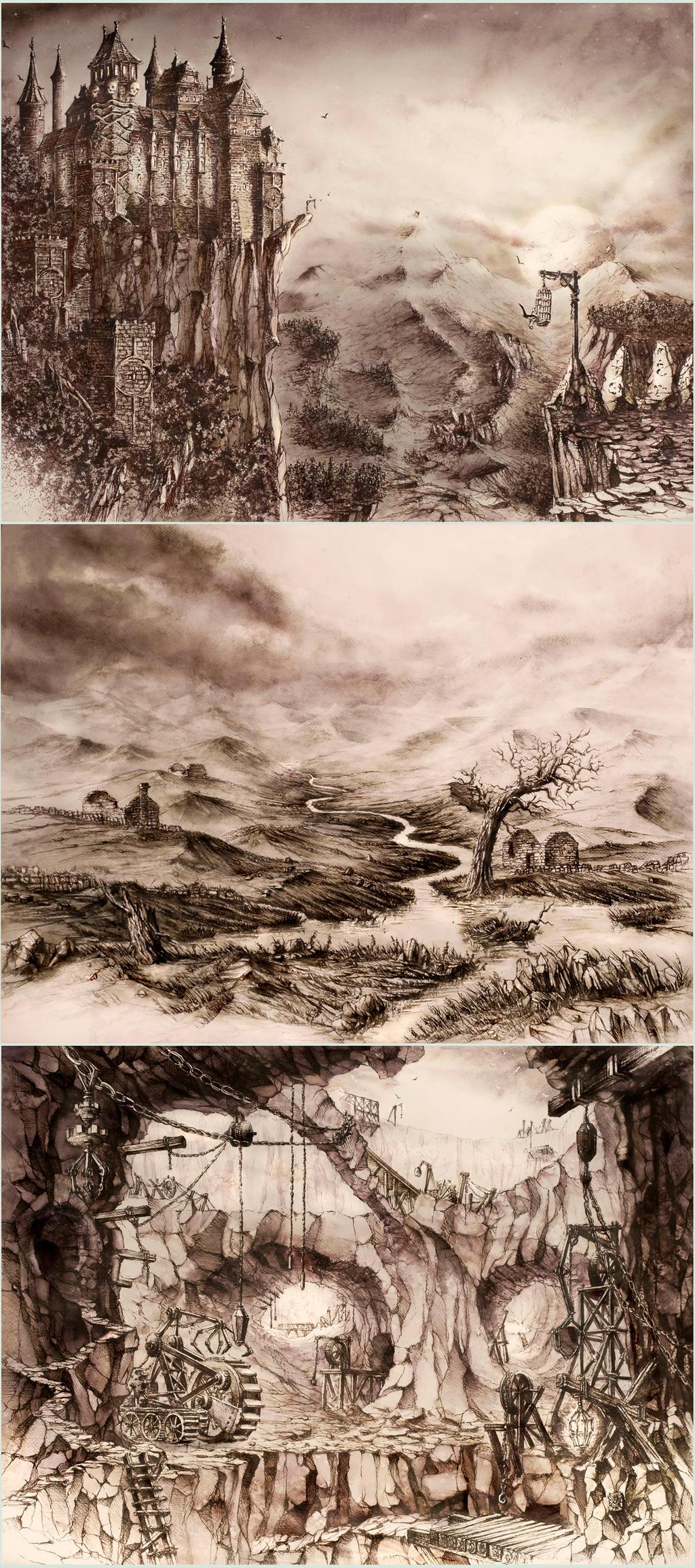 Fantasy Locations