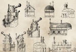 Steampunk Sketches