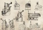 Steampunk Sketches
