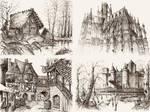 Fantasy Architecture