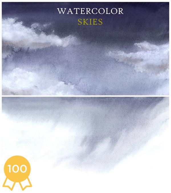 Skies 100 by GrimDreamArt